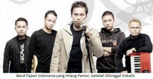 Band Papan Indonesia yang Hilang Pamor, Setelah Ditinggal Vokalis